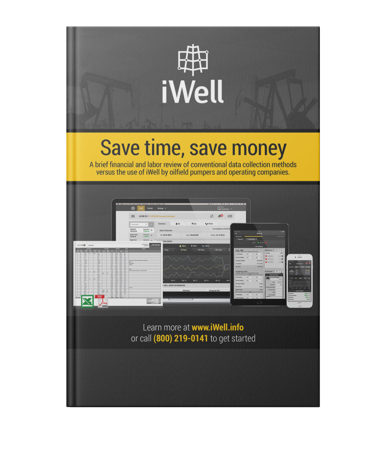 Save time and money with iWell